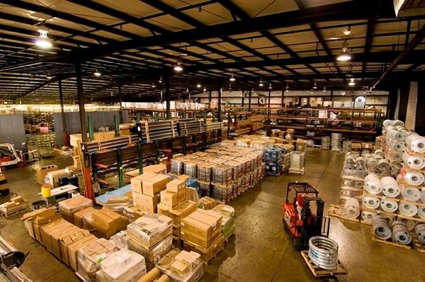 Современный склад – залог обеспечения качественных консолидационных услуг
