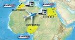Доставка грузов из Марокко, Египта и Нигерии