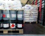 Доставка химических грузов из Китая