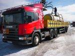 Доставка опасных грузов из Финляндии в Россию