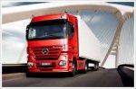 «УНОтранс Логистика» осуществляет международные перевозки автотранспортом