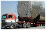 Доставка крупногабаритных грузов, перевозка габаритных, тяжеловесных, негабаритных грузов автотранспортом
