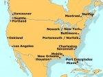 Особенности грузоперевозок из Северной Америки