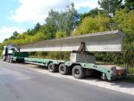 Особенности международной перевозки длинномерных грузов автотранспортом