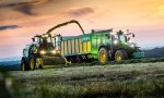 Перевозка накатной сельскохозяйственной техники из Канады и США
