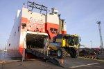 Перевозка накатной сельскохозяйственной техники из Китая в Россию