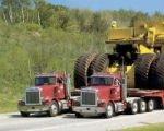 Перевозка негабаритных грузов из Азии и США