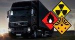 Перевозки опасных грузов автомобильным транспортом из Европы