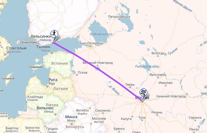 менее его сколько км от петрозаводска до хельсинки фото смагу самостоятельно его